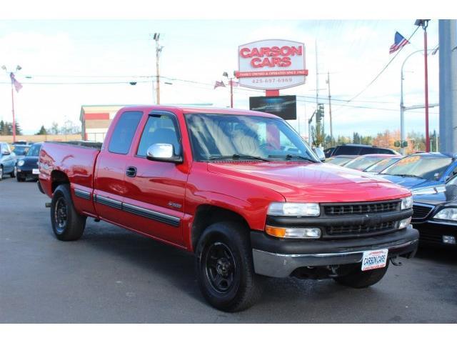 2001 Chevrolet Silverado | 914748