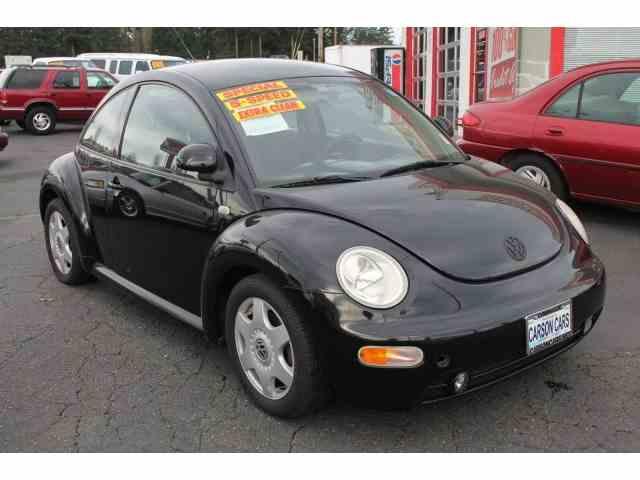 1999 Volkswagen Beetle   914749