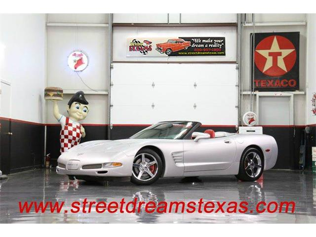 2003 Chevrolet Corvette | 914750