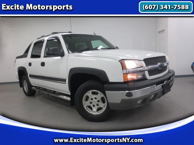 2004 Chevrolet Avalanche | 914752