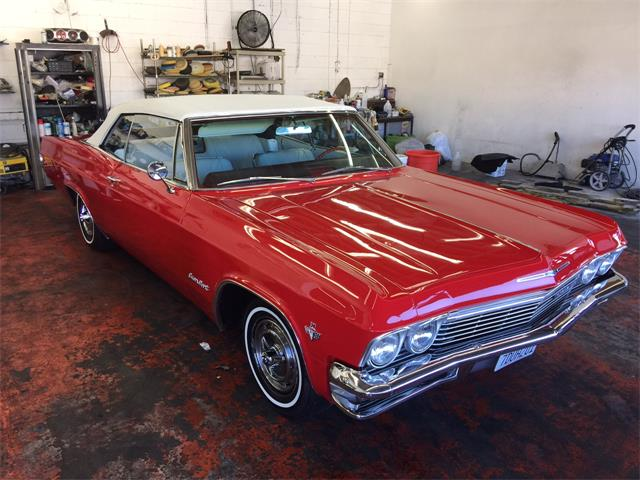 1965 Chevrolet Impala SS | 914760