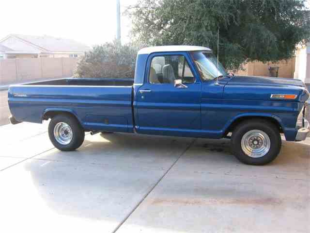 1969 Ford F100 | 914766