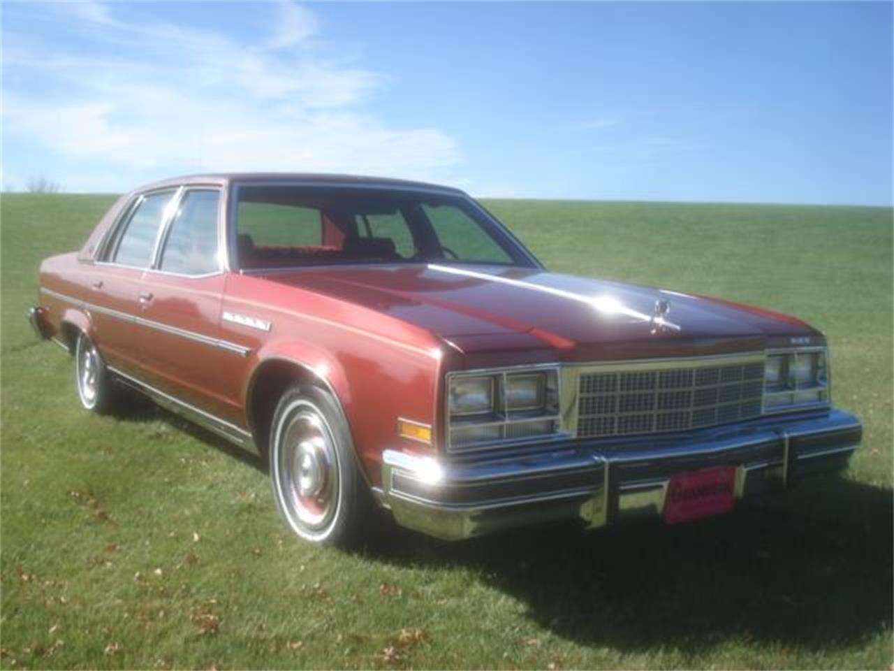 1979 buick park avenue for sale cc 914779. Cars Review. Best American Auto & Cars Review
