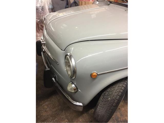 1965 SEAT 600 D   914781