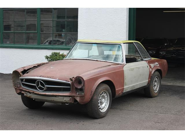 1965 Mercedes-Benz 230SL | 914787