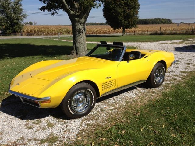 1972 Chevrolet Corvette | 914800