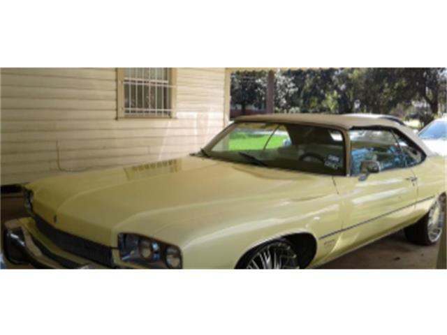 1973 Buick Centurion | 914801