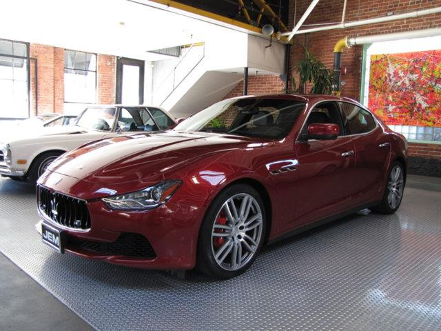 2015 Maserati Ghibli | 914821