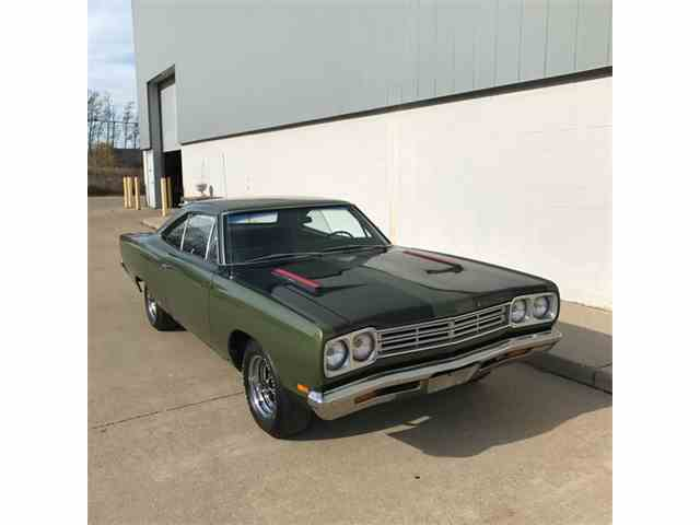 1969 Plymouth Road Runner | 910483