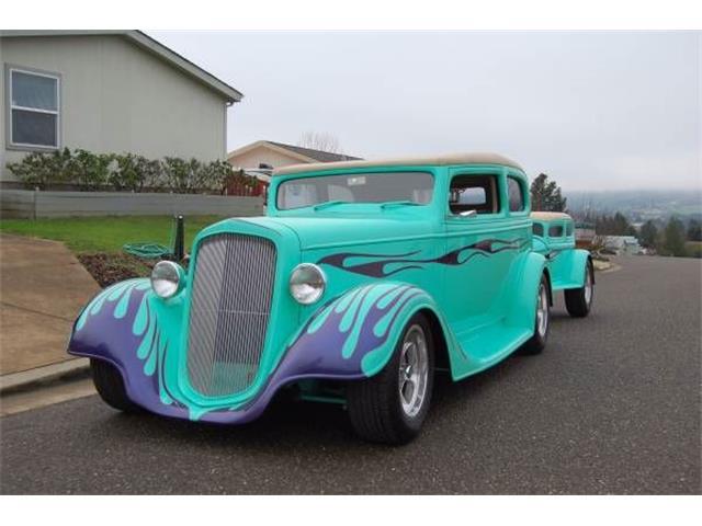1934 Chevrolet Sedan | 914837