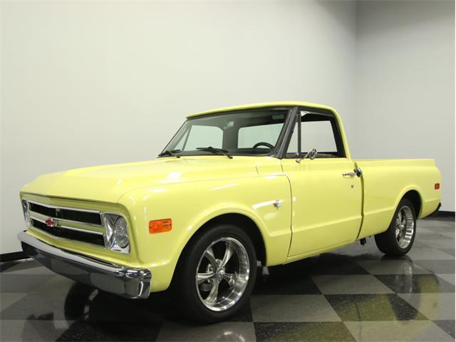 1968 Chevrolet C/K 10 | 914840