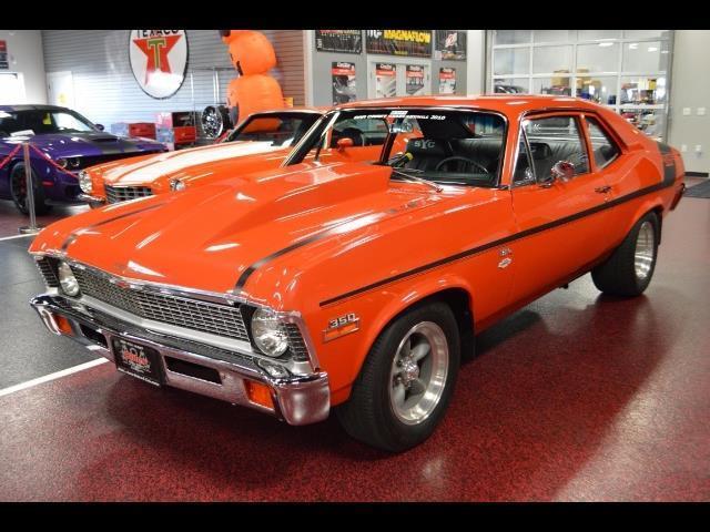 1972 Chevrolet NovaYenko Tribute | 914849