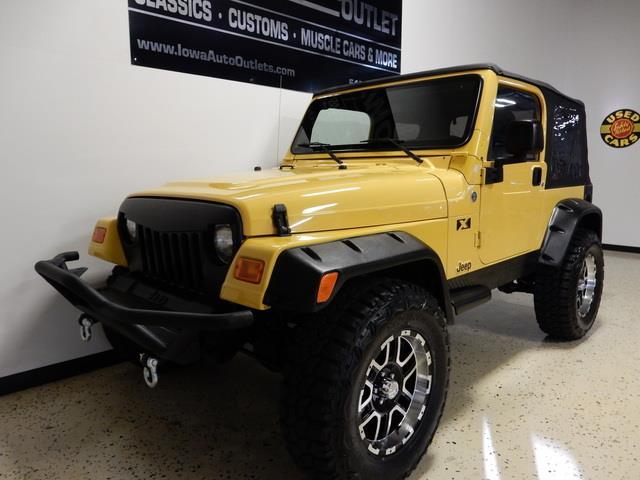 2006 Jeep Wrangler | 914850
