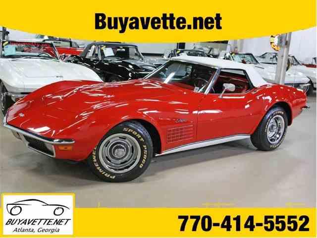 1971 Chevrolet Corvette | 914863