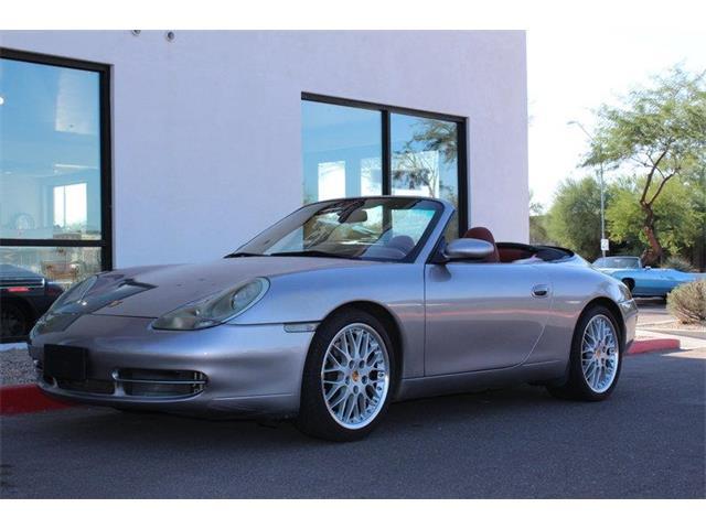 2001 Porsche 911 | 914866