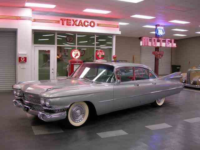 1959 Cadillac Sedan DeVille | 914869