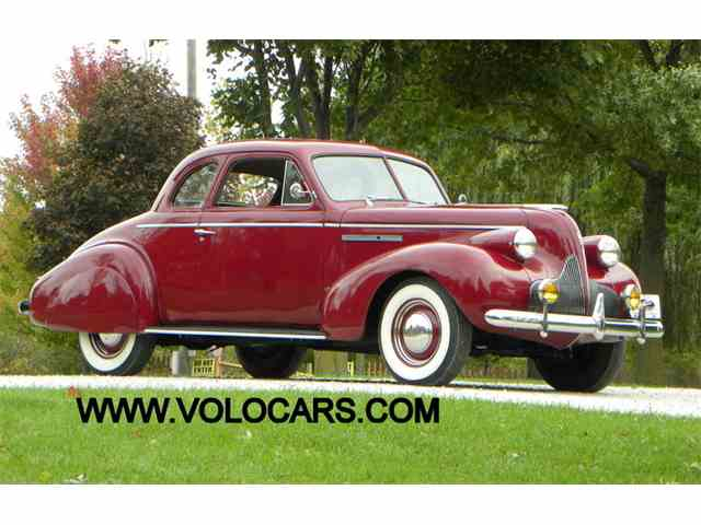 1939 Buick 46-S Sport Coupe | 914882