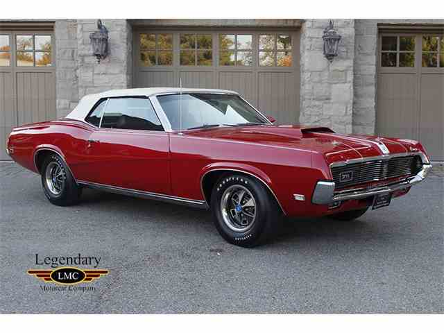 1969 Mercury Cougar XR7 428 Cobra Jet | 914893