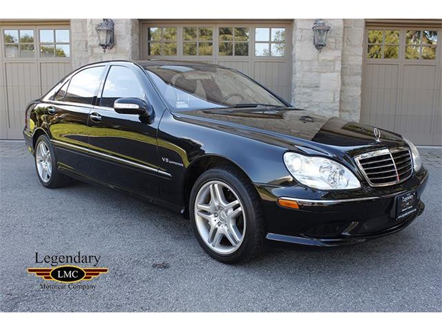2005 Mercedes-Benz S55 | 914896