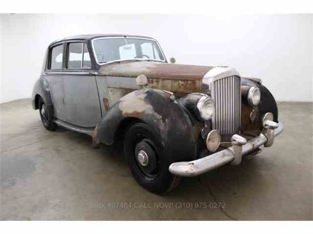 1954 Bentley R Type | 914897