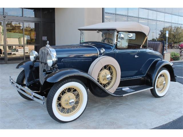 1930 Ford Model A | 914900