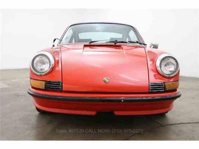 1972 Porsche 911E | 914901