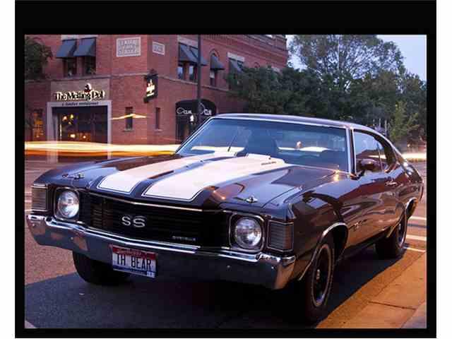 1972 Chevrolet Chevelle | 914912