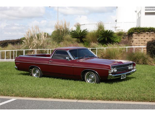 1968 Ford Ranchero | 914918