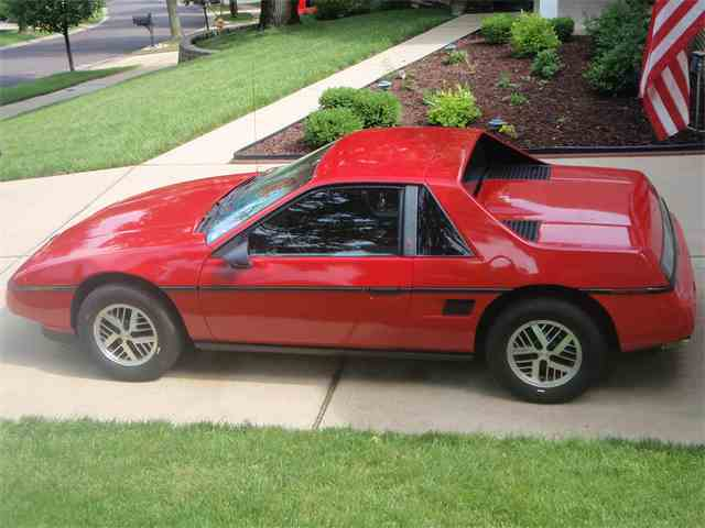 1988 Pontiac Fiero | 914923