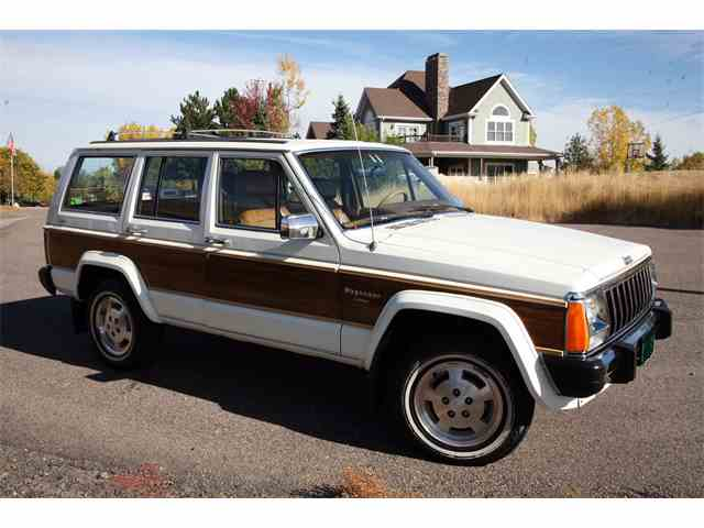 1985 Jeep Wagoneer | 914925