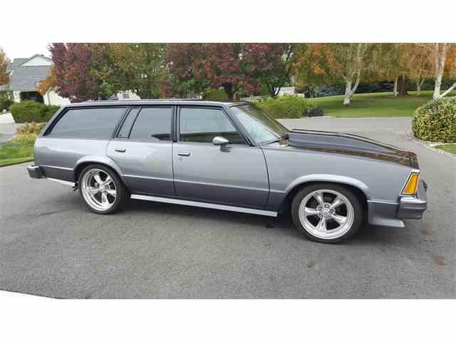 1981 Chevrolet Malibu | 914926