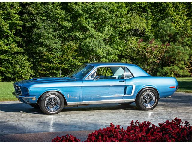 1968 Ford Mustang   914932