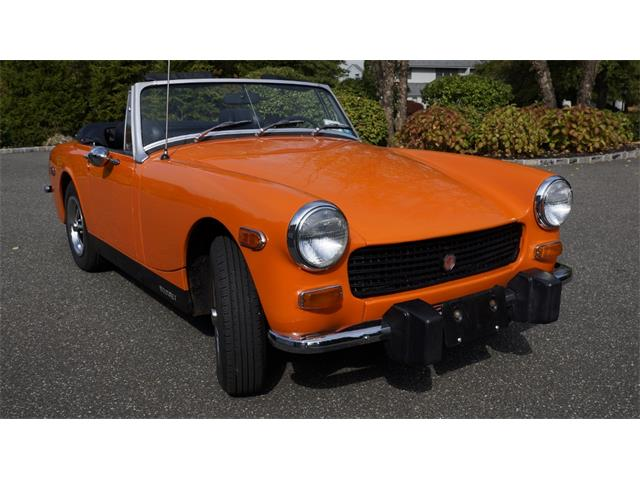 1970 MG Midget MKIII Roadster | 914936