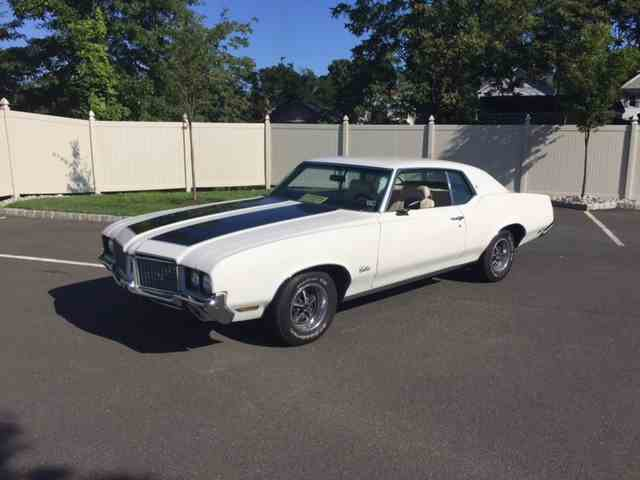 1972 Oldsmobile Cutlass Supreme | 914937