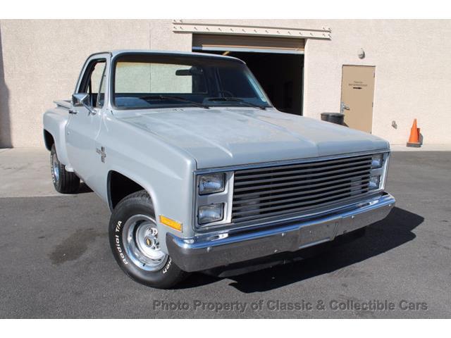 1985 Chevrolet C/K 10 | 914960