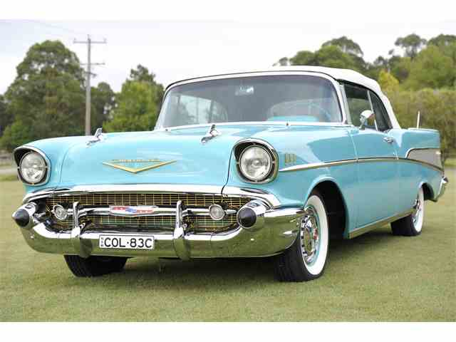 Picture of Classic '57 Chevrolet Bel Air located in Newcastle NEW SOUTH WALES Offered by a Private Seller - JLZL