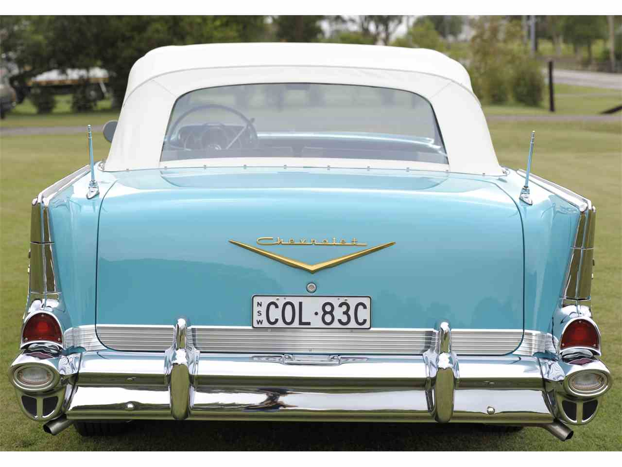 Large Picture of '57 Bel Air - JLZL