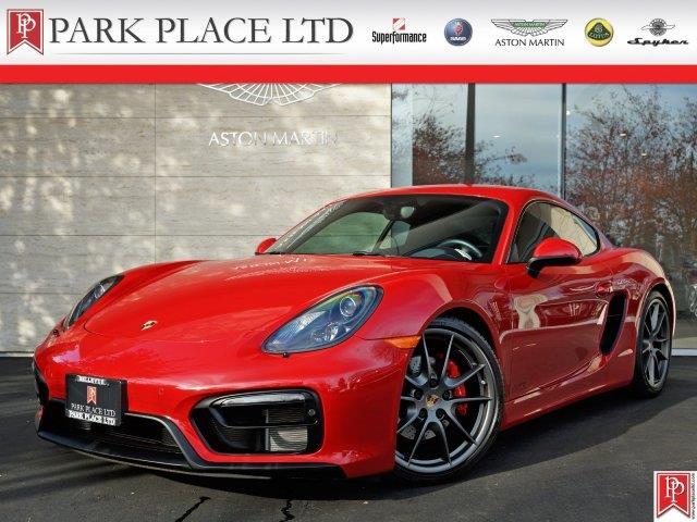 2015 Porsche Cayman | 914964