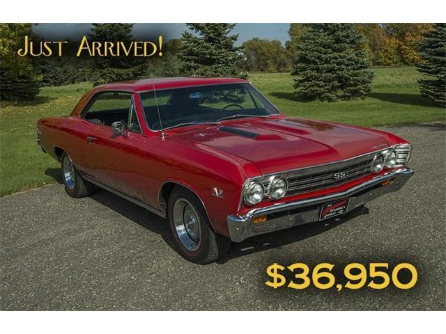 1967 Chevrolet Chevelle | 914967