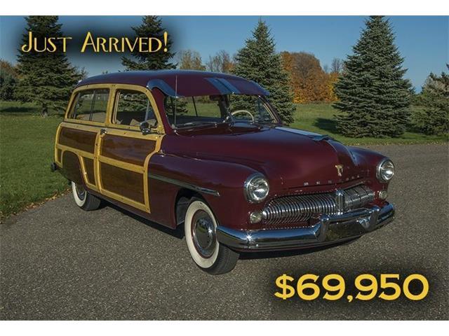 1949 Mercury Woody Staion Wagon | 914969