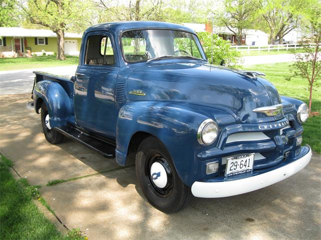 1954 Chevrolet Pickup | 910497