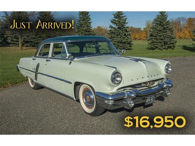1953 Lincoln Capri | 914970