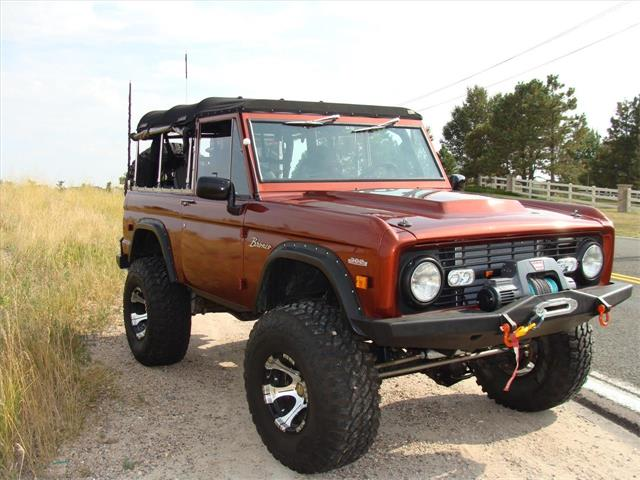 1969 Ford Bronco   914971