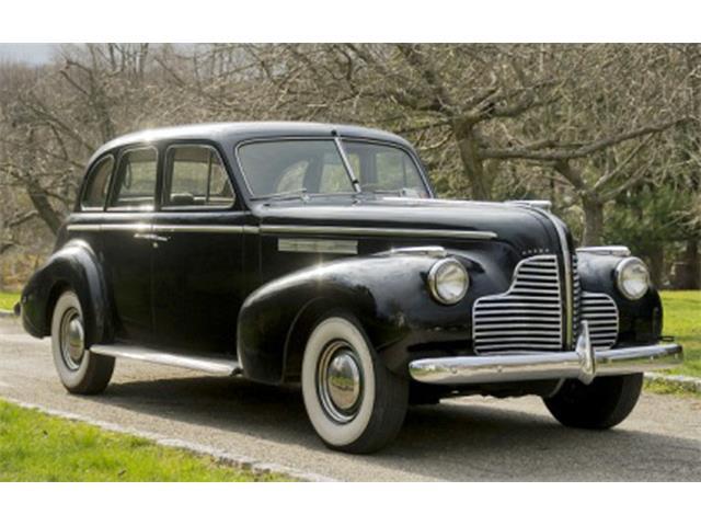 1940 Buick Century | 914975