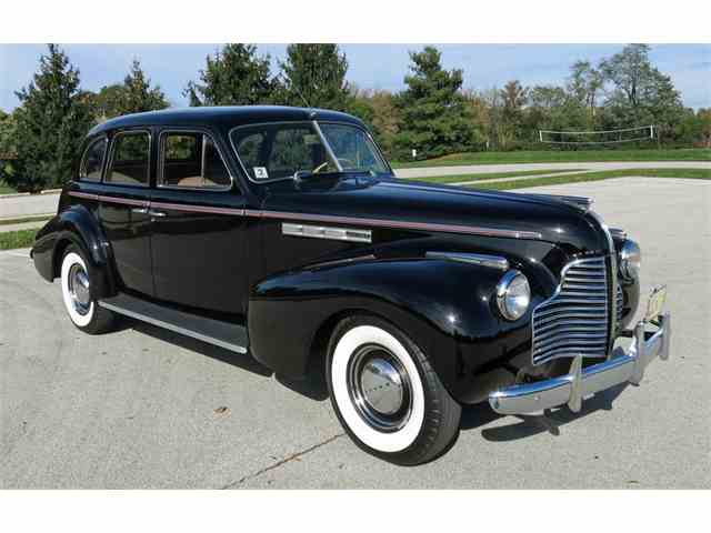 Classifieds For 1938 To 1940 Buick Century 3 Available