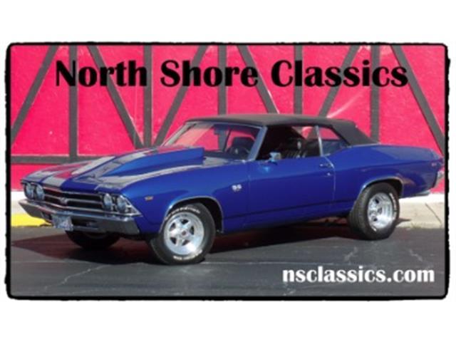 1969 Chevrolet Chevelle | 914986