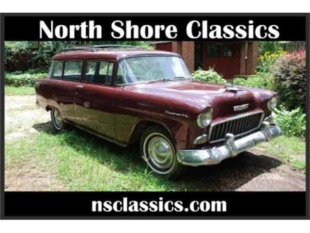 1955 Chevrolet Station Wagon | 914987