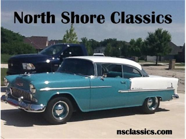 1955 Chevrolet Bel Air | 914989