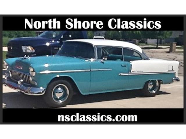 1955 Chevrolet Bel Air | 914989