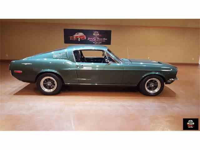1968 Ford Mustang | 914992
